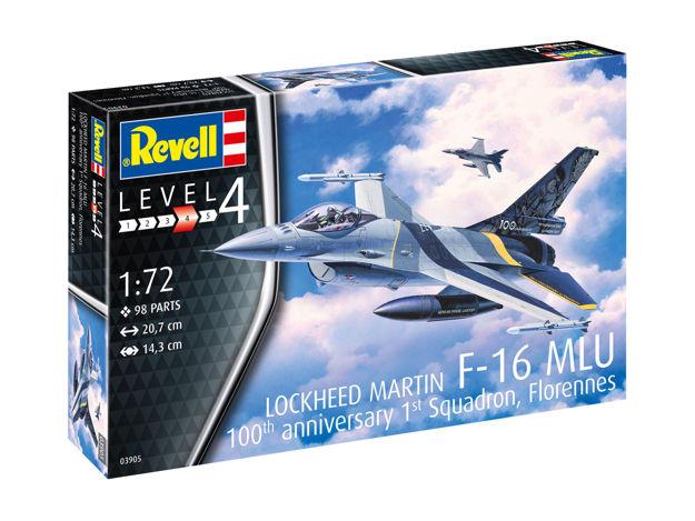 Poza cu Revell F 16 Mlu 100th Anniversary 3905