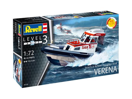 Poza cu Revell Rescue Boat DGzRS VERENA 1:72 5228