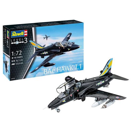 Poza cu Revell BAe Hawk T1 1:72 4970