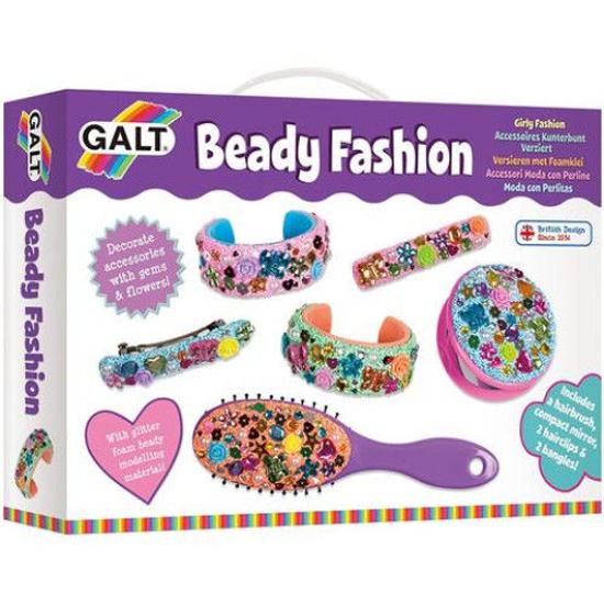 Poza cu Set creativ - Accesorii stralucitoare pentru infrumusetare fetite Galt