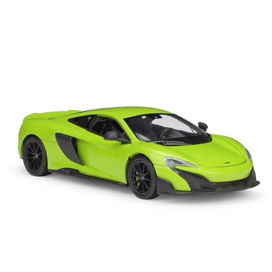Poza cu Macheta auto McLaren 675 LT (2015) 1:24 Welly