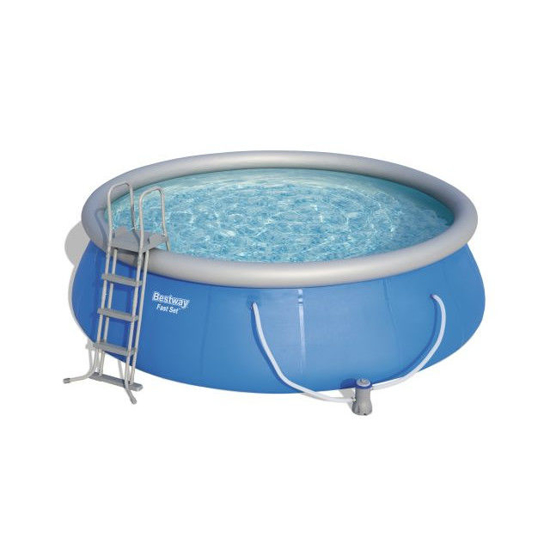 Снимка на Set piscina Bestway, PALERMO, 457 x 122 cm, cu sistem filtrare 3m3/h