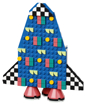 Снимка на LEGO® DOTS O mulțime de DOTS, 41935