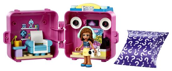 Снимка на LEGO® Friends Cubul de jocuri al Oliviei 41667