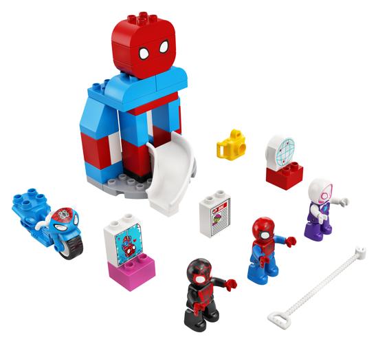 Снимка на LEGO® DUPLO® Cartierul general al Omului Păianjen 10940