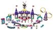 Снимка на LEGO® Friends Montagne russe magic în parcul de distracții 41685