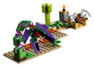 Снимка на LEGO® Minecraft™ Monstrul din junglă 21176