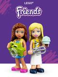 Снимка за категория LEGO Friends