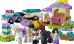 Снимка на LEGO® Friends Dresaj de cai și remorcă 41441